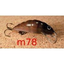 Воблер Stepanow Mini 15F #M78