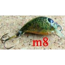 Воблер Stepanow Mini 15F #M8