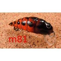 Воблер Stepanow Mini 15F #M81