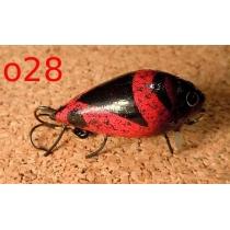 Воблер Stepanow Owady 20F #28