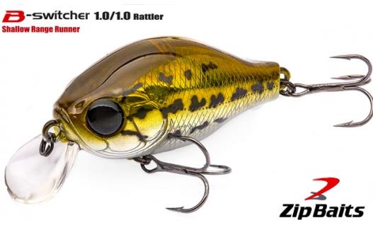Воблер Zipbaits B-Switcher Rattler 1.0 45F