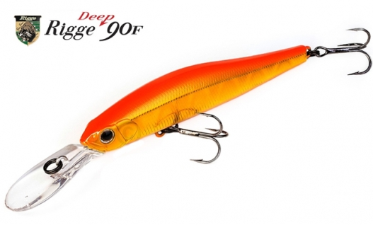 Воблер ZipBaits Rigge Deep 90F