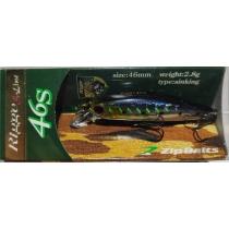 Воблер ZipBaits Rigge 46S #718RD